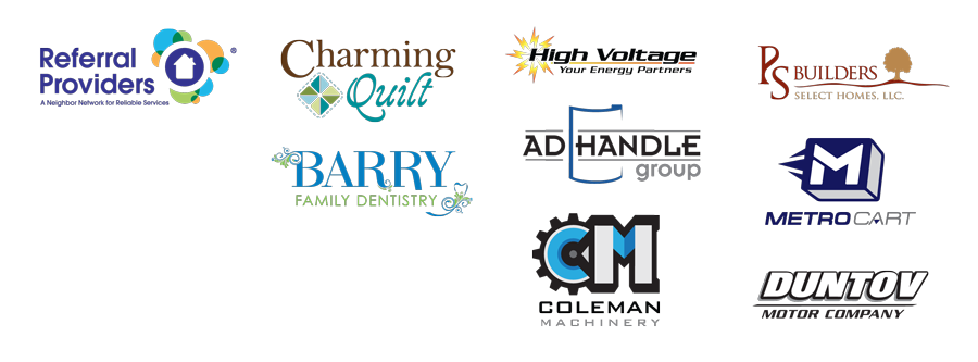 logo design services Flower Mound